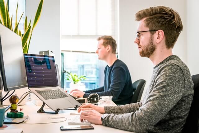Equipe de développement web