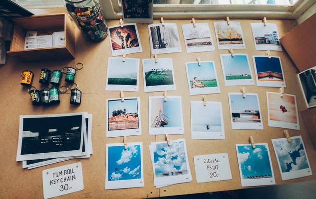 Photos imprimées