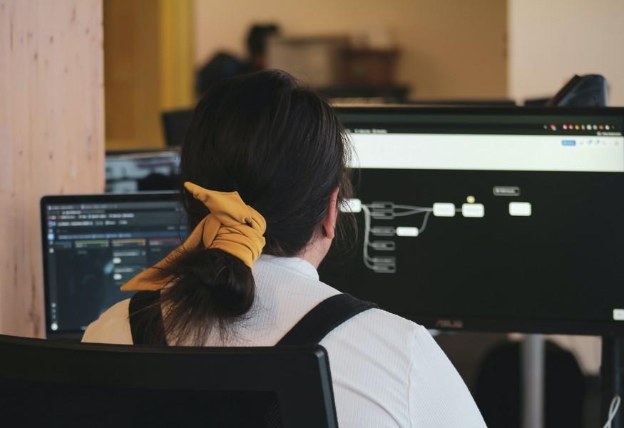 creation organigramme sur ordinateur