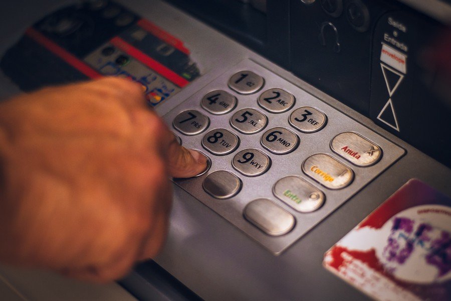 distributeur automatique de billet