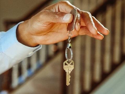 Restitution des clefs en entreprise