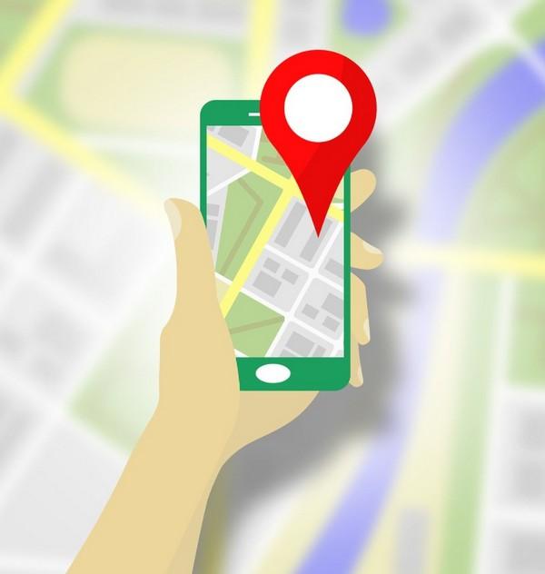 Position Google Maps